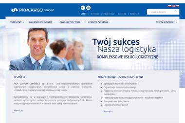 PKP CARGO CONNECT - Przeładunki towarów Poznań