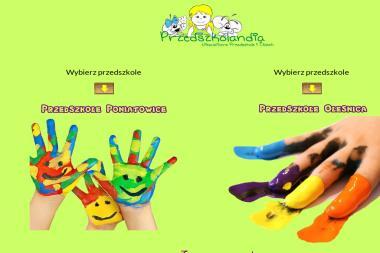 Przedszkolandia - Niepubliczne Przedszkole i Żłobek - Przedszkole Oleśnica