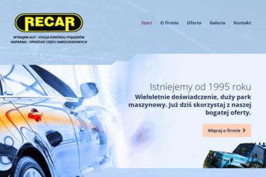 Przedsiębiorstwo Motoryzacyjne Recar - Przeglądy i diagnostyka pojazdów Nysa