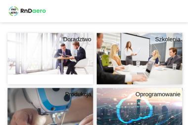RnD.Aero Sp. z o.o. - Programowanie Aplikacji Rzeszów