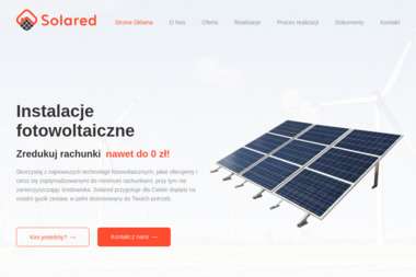 Solared - Fotowoltaika Skórzewo