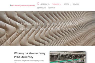 PHU Stawińscy - Sprzedaż Tkanin Zielonka