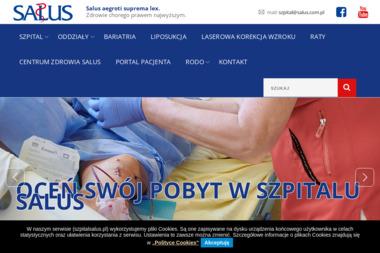 Szpital SALUS - Ginekolog Słupsk