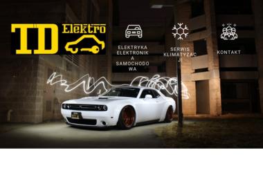 TD ELEKTRO - Elektryk samochodowy Gdynia