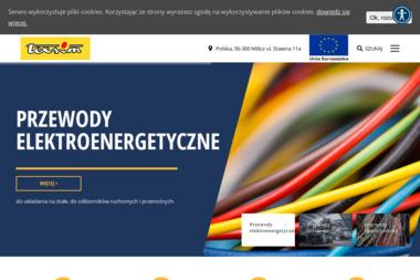 Texsim - Druty, przewody Milicz