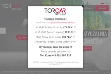 TORCAR - Wypożyczalnia Aut Poznań