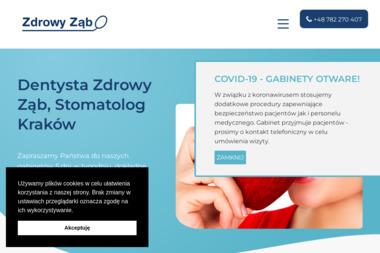 Zdrowy Ząb - Gabinet Stomatologiczny - Prywatne kliniki Kraków