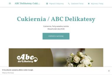 ABC Delikatesy - Cukiernia Łomża