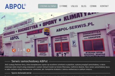 ABPol - Elektryk samochodowy Warszawa