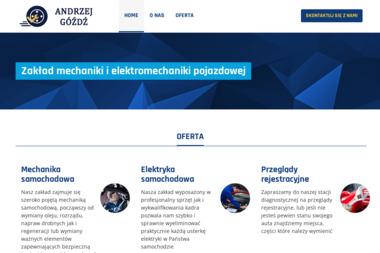 Zakład Mechaniczny Andrzej Góźdź - Elektryk samochodowy Toruń