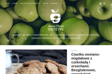 Anna Okoń – Dietetyk - Dietetyk Leszno