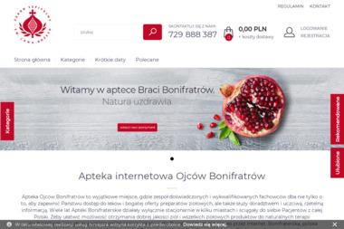 Apteka Ojców Bonifratrów - Apteki Warszawa