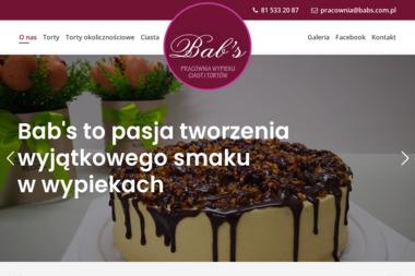 Bab's Pracownia Wypieku Ciast i Tortów - Cukiernia Lublin