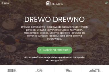 BELMUX - Drewno Kominkowe Opole