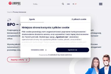 Impel Business Solutions - Porady Podatkowe Wrocław