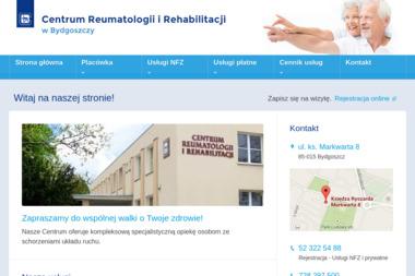 Centrum Reumatologii i Rehabilitacji - Reumatolog Bydgoszcz