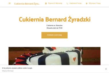 Cukiernia Bernard Żyradzki - Cukiernia Rzeszów