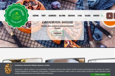 Sklep Cukierniczy H.A Ćwiek - Cukiernia Warszawa