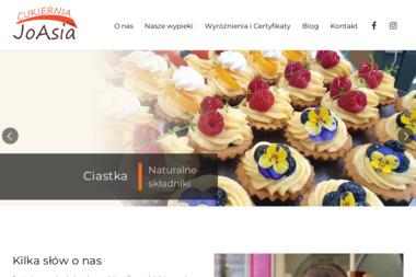 Cukiernia Joasia - Cukiernia Krosno