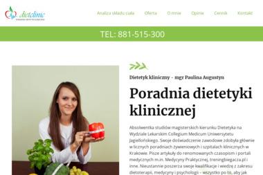 Dietclinic – Poradnia dietetyki klinicznej - Dietetyk Szczawno-Zdrój