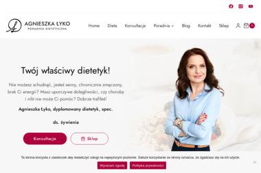 Agnieszka Łyko - Poradnia Dietetyczna - Dietetyk Poznań