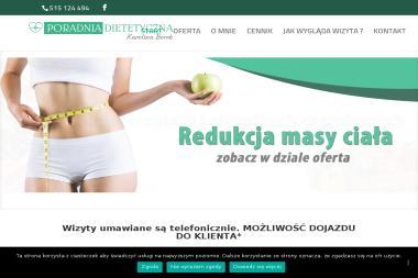 Karolina Powroźnik - Dietetyk Kliniczny - Dietetyk Jastrzębie-Zdrój