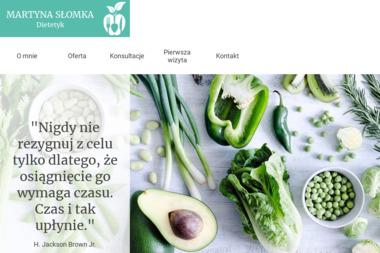Dietetyk Martyna Słomka - Odchudzanie Pionki