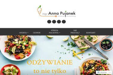 Dietetyk kliniczny / Kosmetolog  - mgr Anna Pujanek - Dietetyk Leszno