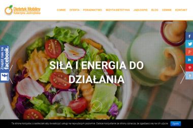 Dietetyk Mobilny - Dietetyk Skórzec