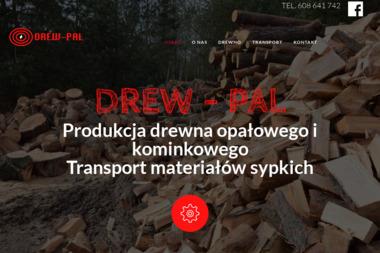 Drew-Pal - Drewno kominkowe Potulice