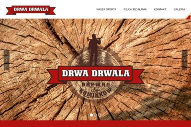 DRWA DRWALA - Skład Opału Twardogóra