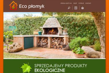 Eco-Płomyk - Drewno Kominkowe Opole