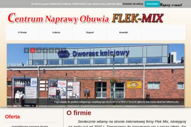 Flek-Mix - Rzemiosło Tczew