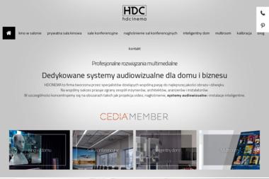 HDCinema - Nagłośnienie, oświetlenie Gaj