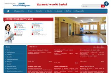 CENTRUM MEDYCZNE IKAR - Reumatolog Bydgoszcz