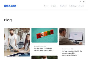 InfoJob Sp. z o.o. - Spawacz Płock