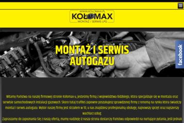 Kołomax - Montaż LPG Łódź