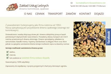 Zakład Usług Leśnych Olczak Roman - Sprzedaż Opału Józefina