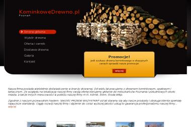 Drewno Kominkowe Poznań - Skład opału Śrem