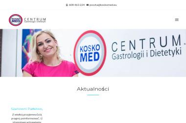Centrum Gastrologii i Dietetyki KOSKOMED - Dietetyk Tarnobrzeg