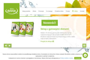 Urszula Kozłowska - Dobry Dietetyk - Dietetyk Białystok