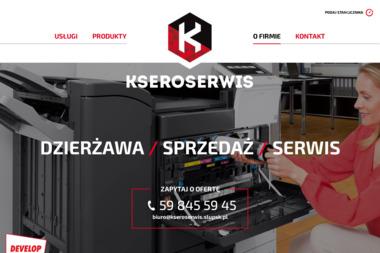 KSEROSERWIS - Serwis sprzętu biurowego Słupsk