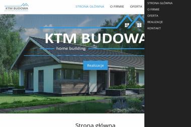 KTM Budowa - Układanie Kostki Brukowej Piotrków Trybunalski