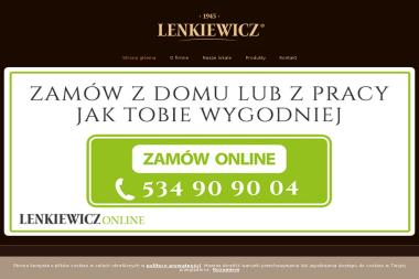 Cafe Lenkiewicz - Cukiernia Toruń