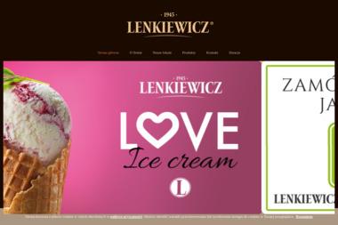 Cafe Lenkiewicz - Cukiernia Toru艅