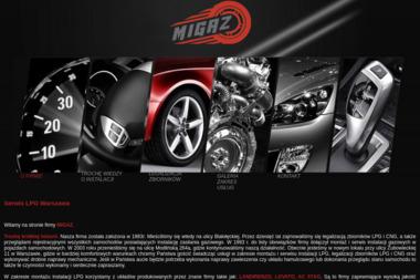 MIGAZ - Auto Gaz Warszawa