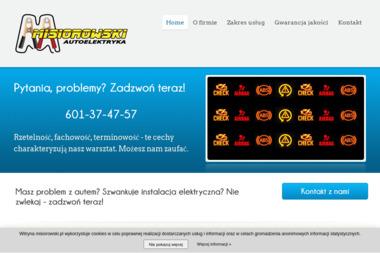 Misiorowski Autoelektryka - Elektryk samochodowy Warszawa