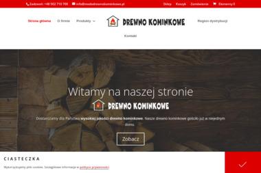 MODO – drewno kominkowe - Drewno Do Kominka Kruszów
