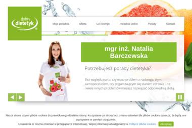 Dobry Dietetyk mgr inż. Natalia Barczewska - Dietetyk Szczecin
