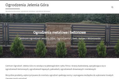 Centrum Ogrodzeń Jelenia Góra - Ogrodzenia betonowe Jelenia Góra